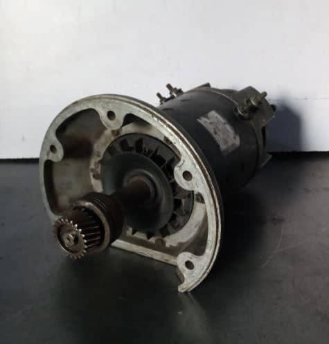 | Traction Motor | Fazl-e-Rasheed and Company October 2021