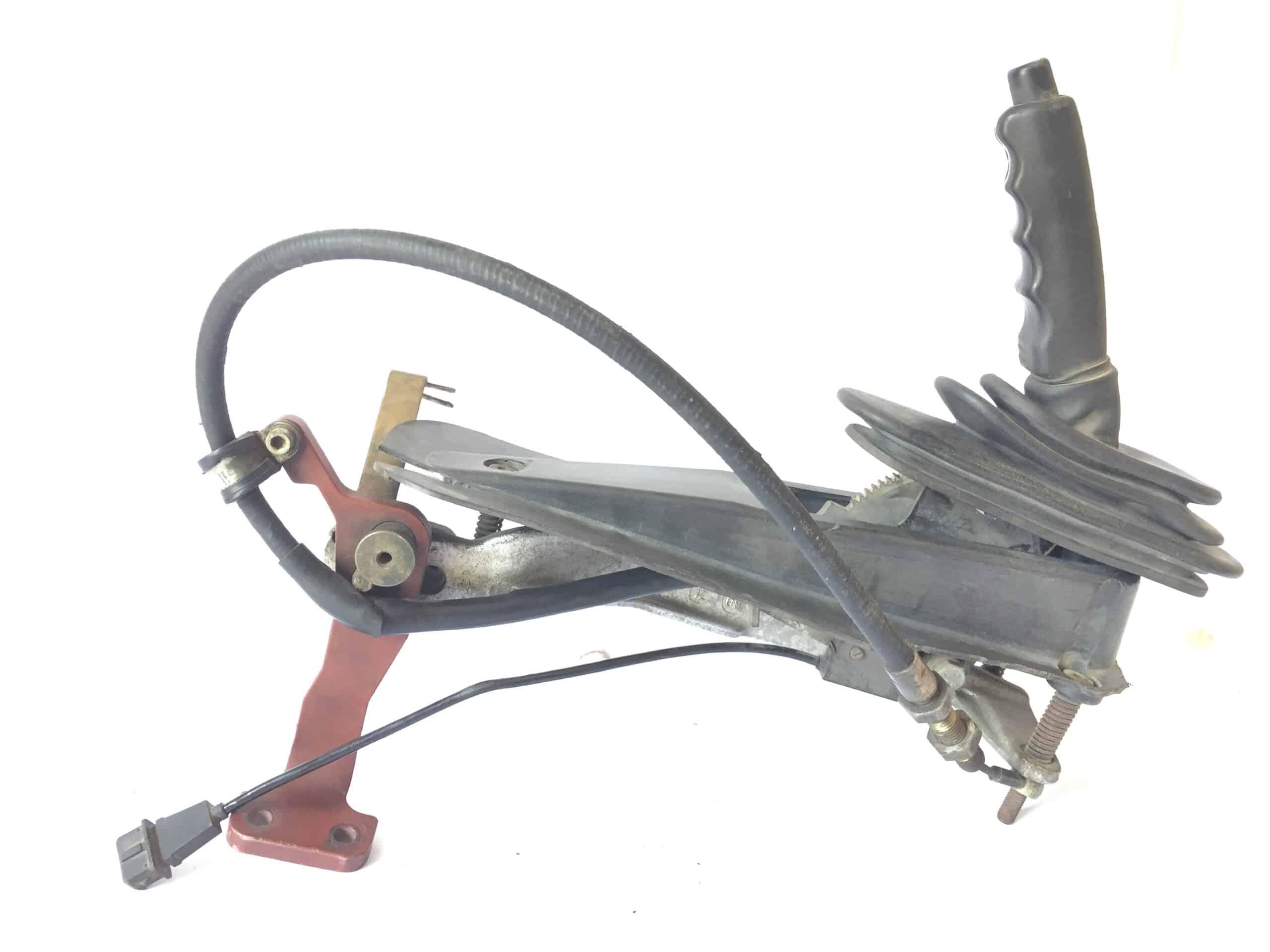 | Hand brake lever assy. | Fazl-e-Rasheed and Company October 2021