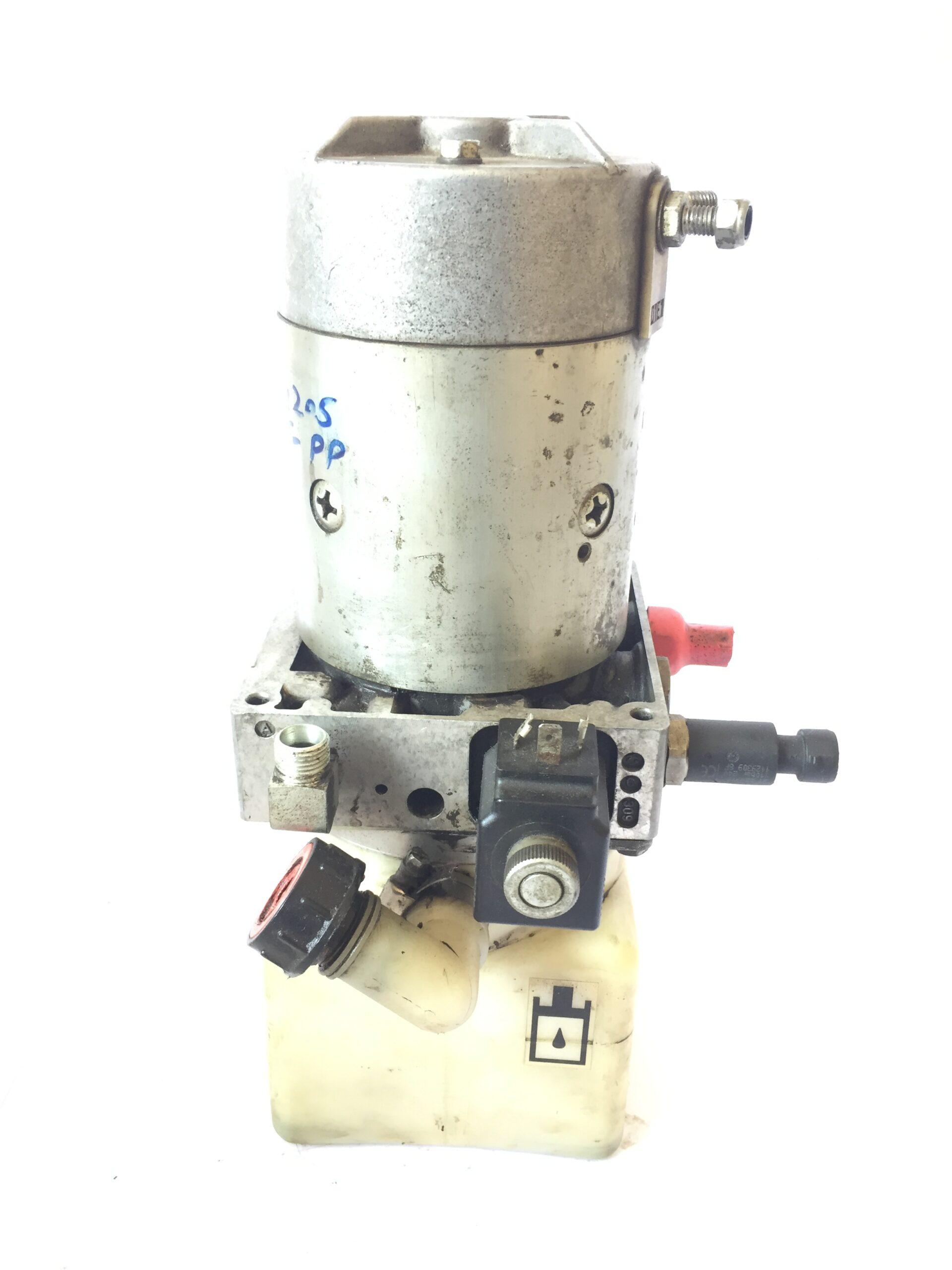   Hydraulic Pump   Fazl-e-Rasheed and Company October 2021