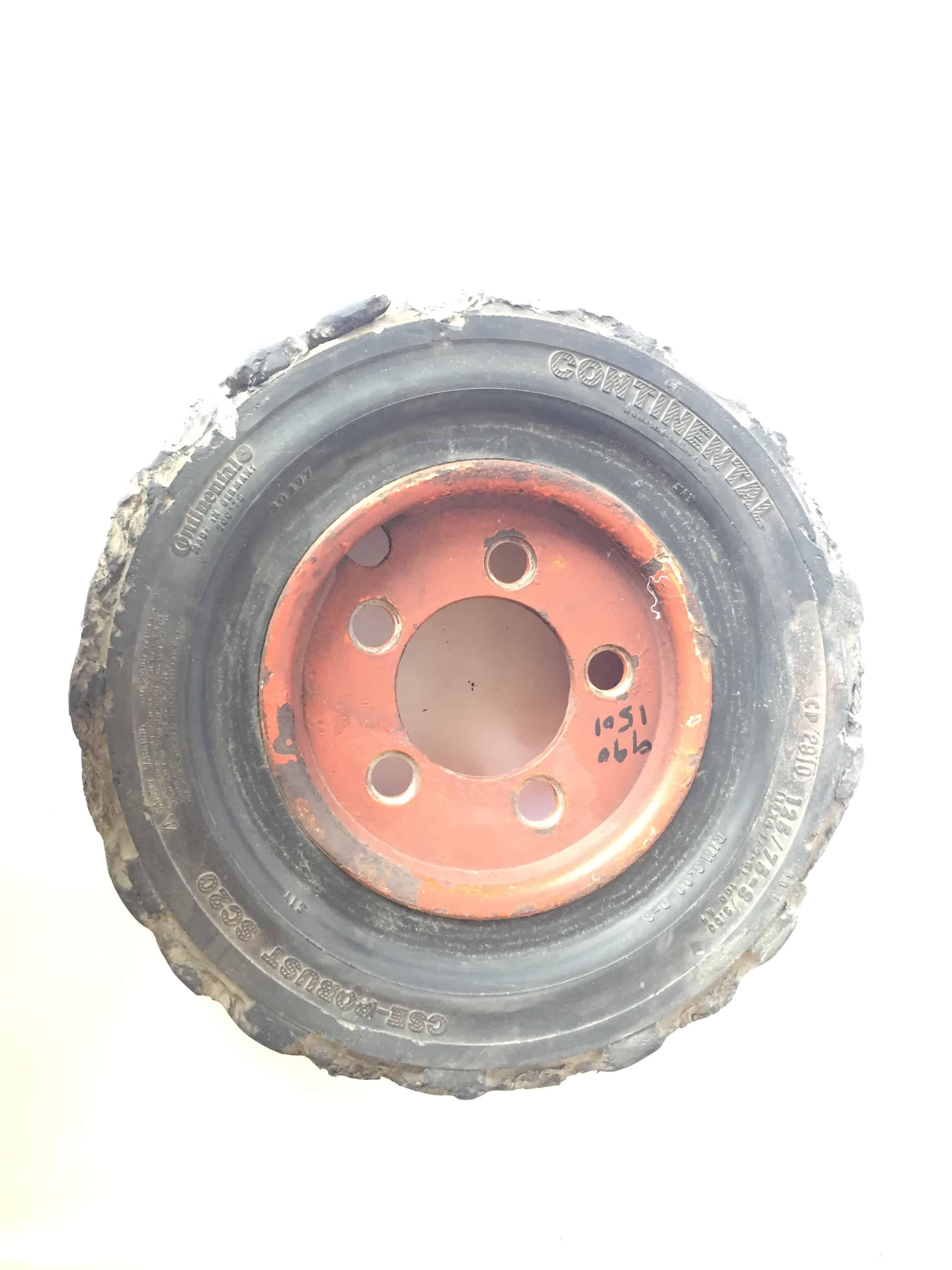   Disc wheel assy. 4,33R-8   Fazl-e-Rasheed and Company October 2021