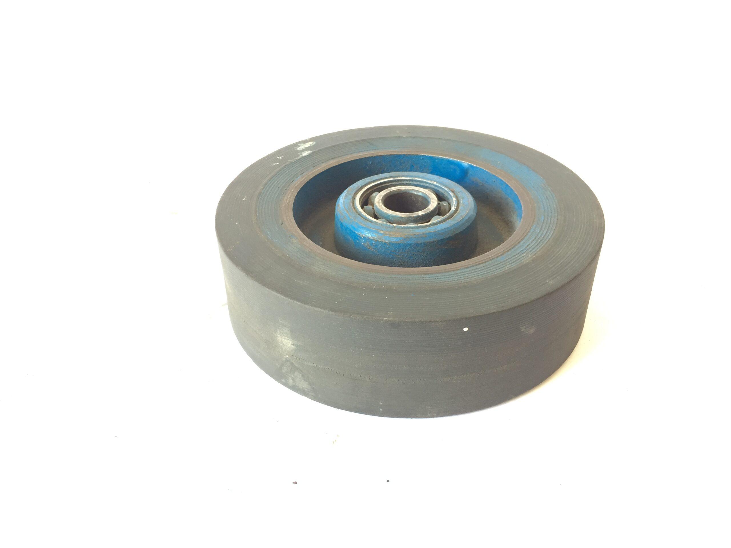 | Support Wheel USED | Fazl-e-Rasheed and Company October 2021