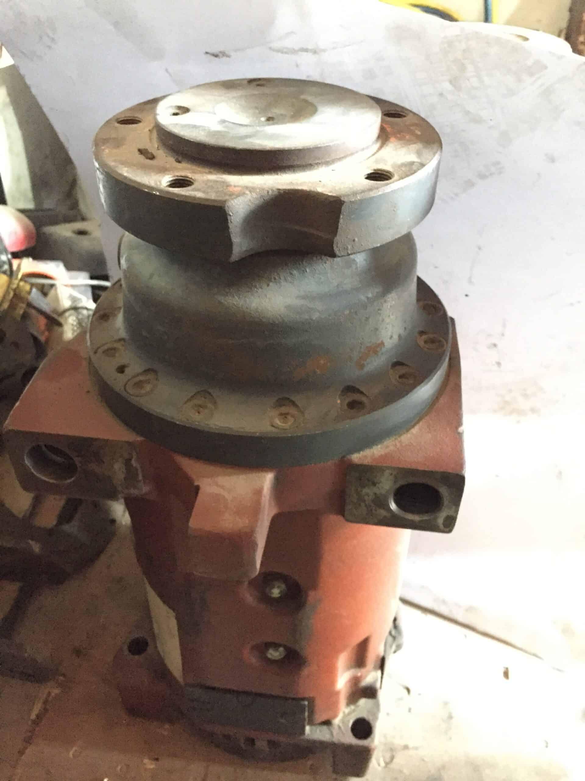 | Traction motor Assy. Left | Fazl-e-Rasheed and Company October 2021