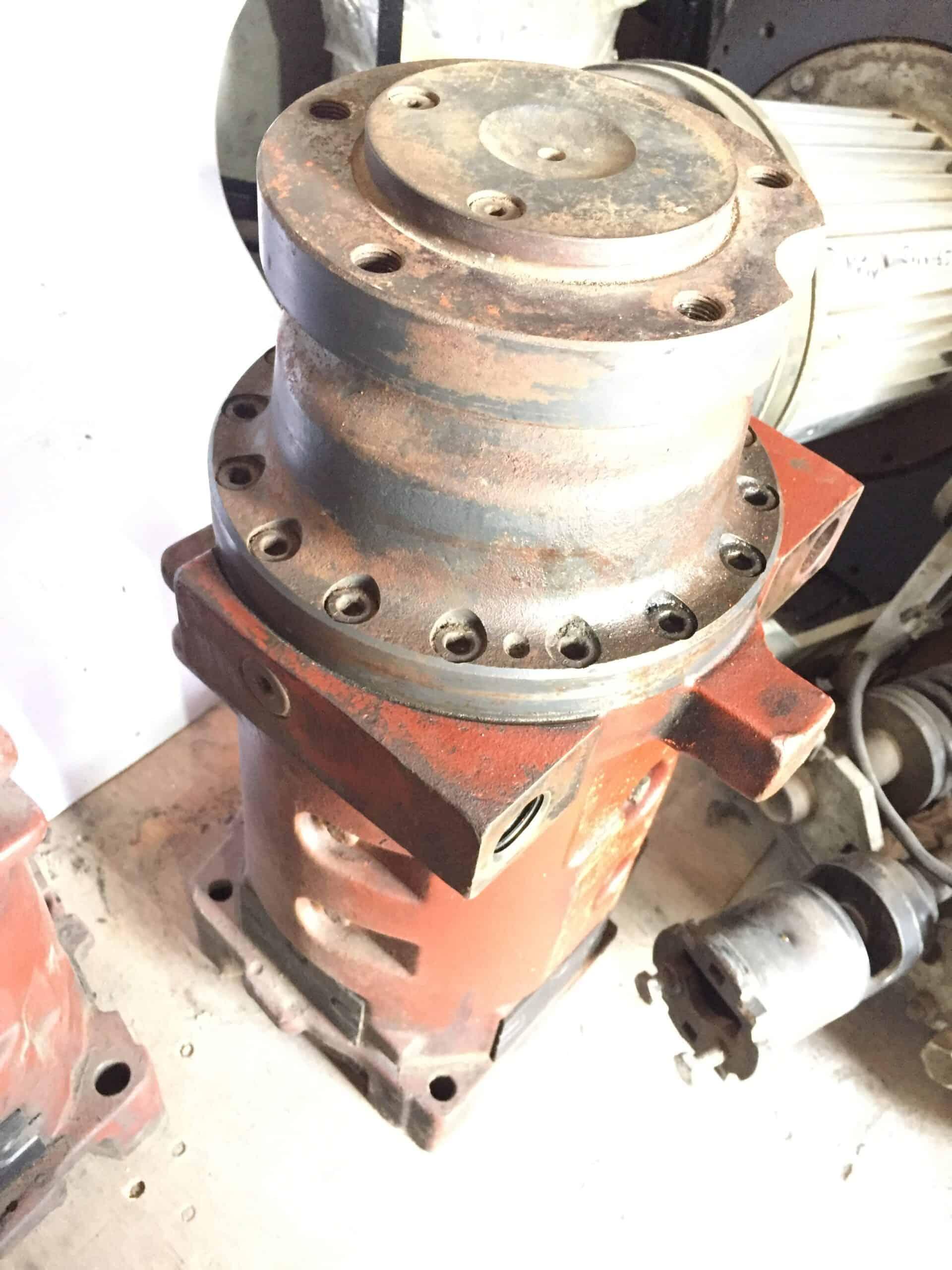 | Traction motor Assy- Right | Fazl-e-Rasheed and Company October 2021